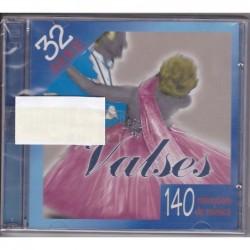 VALSES Serie 32  (2Cd)