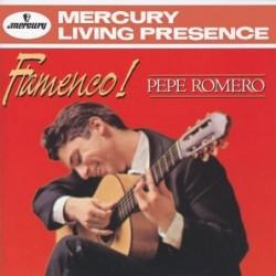 PEPE ROMERO - FLAMENCO  (Cd)