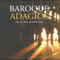 Baroque Adagios - Varios...