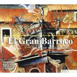 EL GRAN BARROCO - VARIOS  (Cd)
