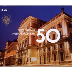 50 BEST WIENER PHILHARMONIC...