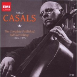 PABLO CASALS - THE COMPLETE...