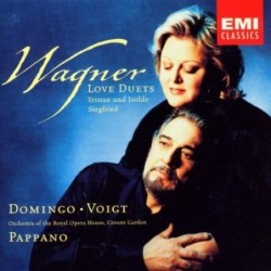 WAGNER - LOVE DUETS(Placido...