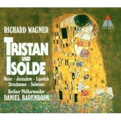 WAGNER RICHARD - TRISTAN E...