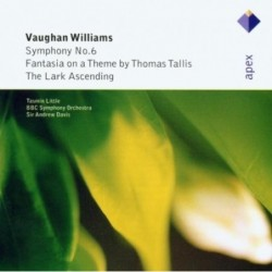 VAUGHAN WILLIAMS - SINFONIA...