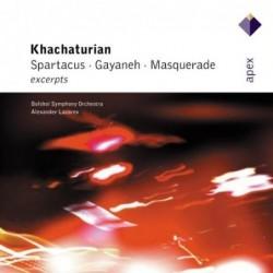 KHACHATURIAN - SPARTACUS  (Cd)