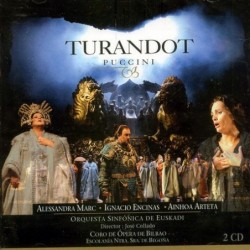 TURANDOT(Puccini) - VARIOS...