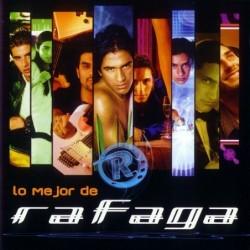 RAFAGA - LO MEJOR DE  (Cd)