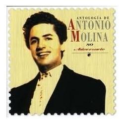 ANTONIO MOLINA - ANTOLOGIA...