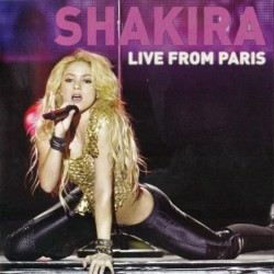 SHAKIRA - LIVE IN PARIS...