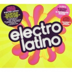 ELECTRO LATINO - VARIOS  (3cd)