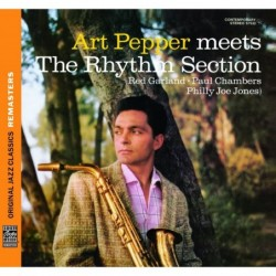 ART PEPPER - MEETS THE...