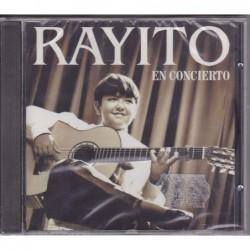 RAYITO - EN CONCIERTO  (Cd)
