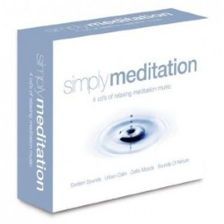 SIMPLY MEDITATION  (4Cd)