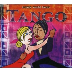 Tango Trendy World Tunes  (Cd)