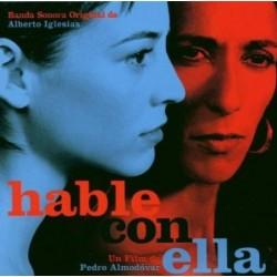 HABLE CON ELLA - B.S.O.  (Cd)