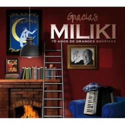 MILIKI - GRACIAS MILIKI  (Cd)