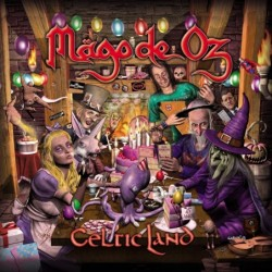MAGO DE OZ - CELTIC LAND  (Cd)