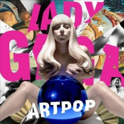 LADY GAGA - ARTPOP  Deluxe...