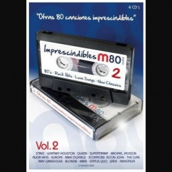 IMPRESCINDIBLES M80 VOL. 2...