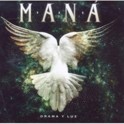 MANA - DRAMA Y LUZ  (Cd)