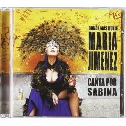 MARIA JIMENEZ - DONDE MAS...