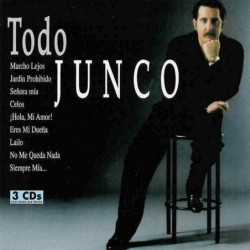 Junco - Todo Junco  (3Cd)