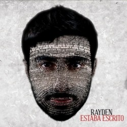 RAYDEN - ESTABA ESCRITO  (Cd)
