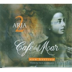 Cafe Del Mar - Aria 2  (Cd)