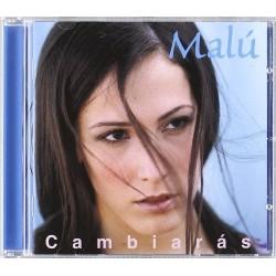 MALU - Cambiaras  (Cd)