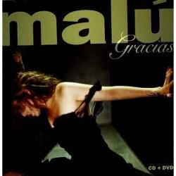 MALU - Gracias  (Cd+Dvd)