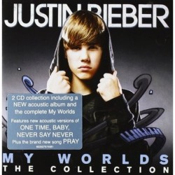 JUSTIN BIEBER - MY WORLDS -...