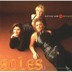 SOLES - AZUCAR & MIEL  (Cd)