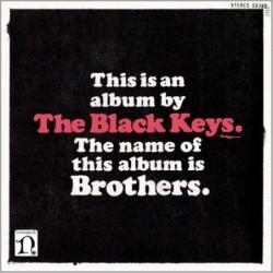 BLACK KEYS - BROTHERS  (Cd)