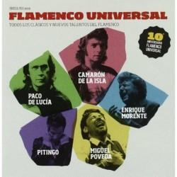 FLAMENCO UNIVERSAL - VARIOS...