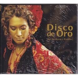 Disco de Oro Por Sevillanas...