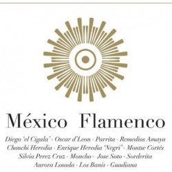MEXICO FLAMENCO - VARIOS (CD)