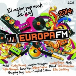 Europa FM 2014 - Varios  (2Cd)