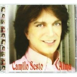 CAMILO SESTO - ALMA  (Cd)
