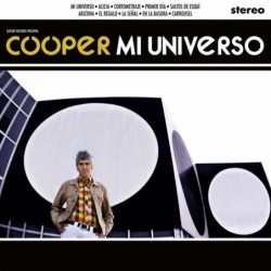 COOPER - MI UNIVERSO  (Cd)