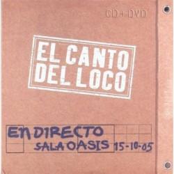 EL CANTO DEL LOCO - DIRECTO...