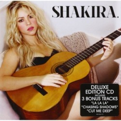 SHAKIRA - SHAKIRA  (Cd Deluxe)