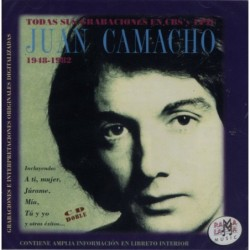 JUAN CAMACHO - (Todas sus...