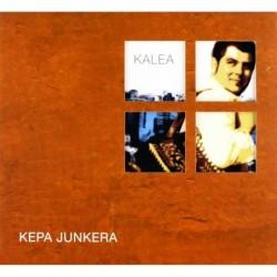 KEPA JUNKERA - KALEA  (2Cd)