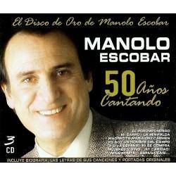 MANOLO ESCOBAR - 50 AÑOS...