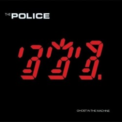 POLICE,THE - GHOST IN THE...