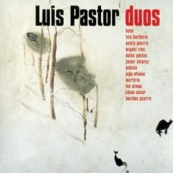 Luis Pastor - Duos  (Cd)