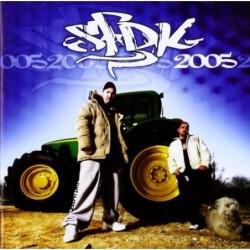 SFDK - 2005  (Cd)