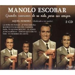 MANOLO ESCOBAR - GRANDES...