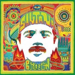 SANTANA - CORAZÓN  (Cd+Dvd)